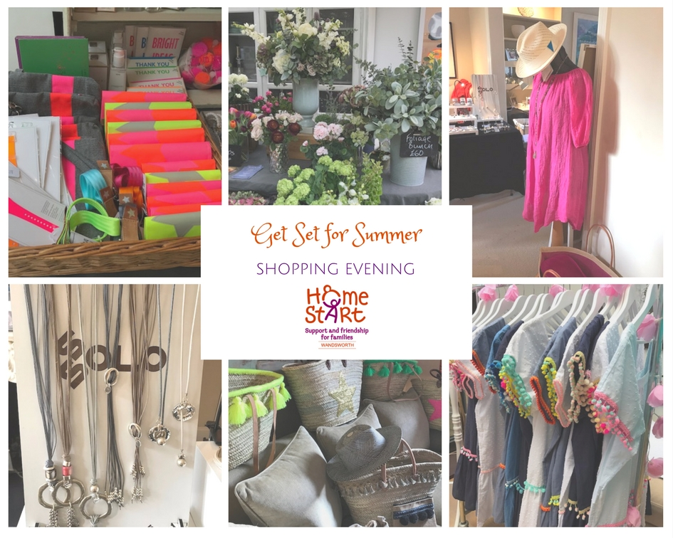 Fundraising ideas: shopping evenings