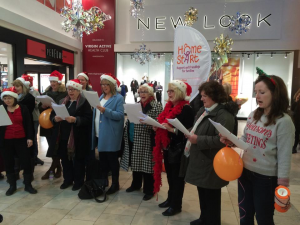 Fundraising ideas: Carol singing