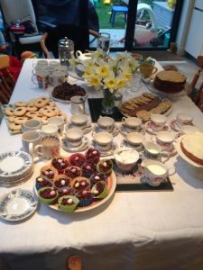 Fundraising ideas: baking and coffe mornings